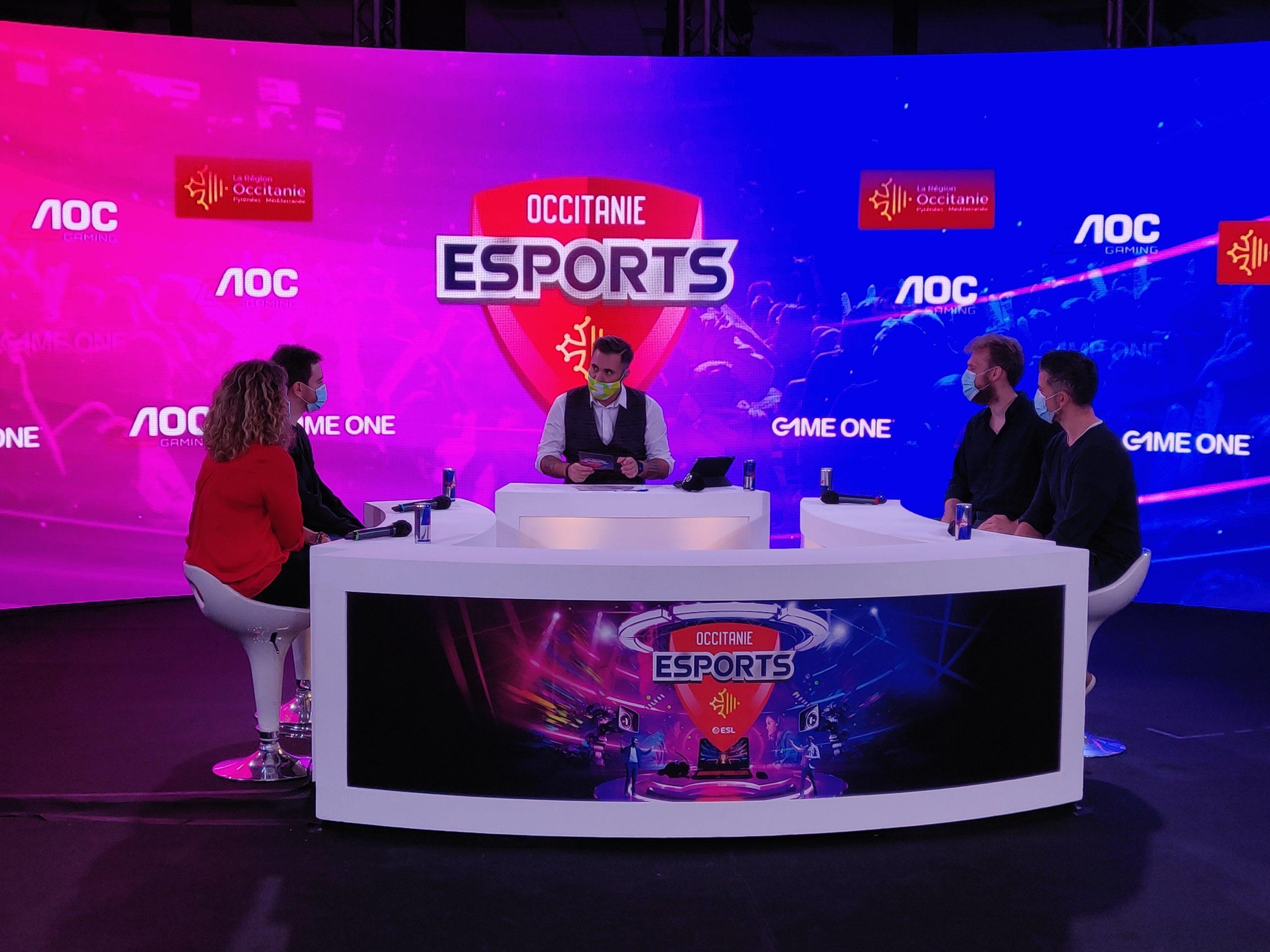 Occitanie Esport 2020